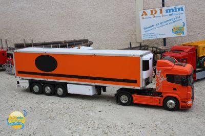 Le Scania de Mathieu