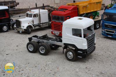 Scania 6x4 de Cedric
