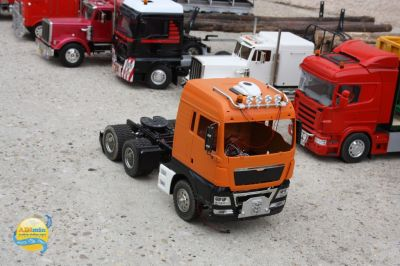 Tracteur MAN 6x6 de Cédric