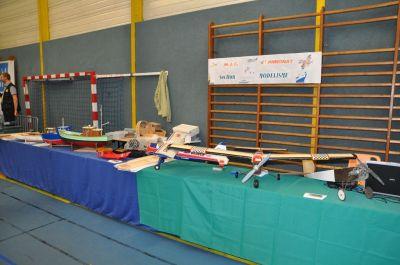 Le stand de la MJC d'Annonay