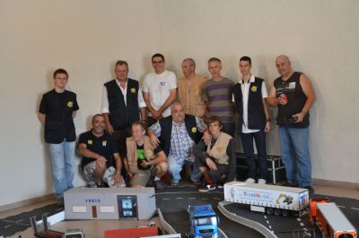 Photo de groupe du samedi