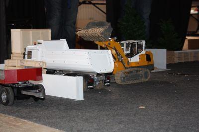 Scania benne et LR634