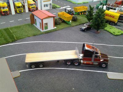Les camions rc