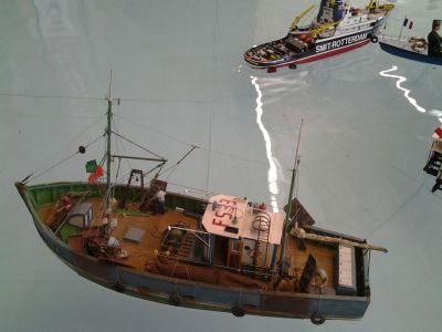 Le bassin de navigation