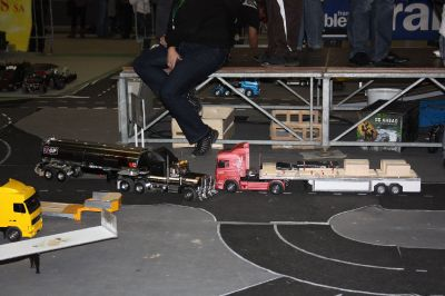 Les camions rc à l'expo Mini Trucks 2010_1